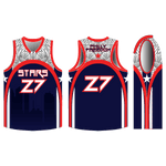 INDIVIDUAL Assist Racerback Basketball Jersey