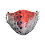 Decorated Patriotic Non-Medical Face Mask