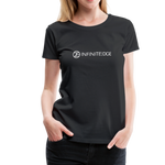 Infinite Edge Premium Cotton Tee (Women) 2 - black