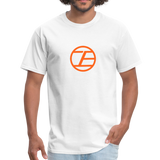 Infinite Edge Cotton Tee (Adult) - white