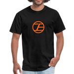 Infinite Edge Cotton Tee (Adult) - black