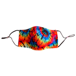 CLOSEOUT Decorated Tie Dye Non-Medical Face Mask
