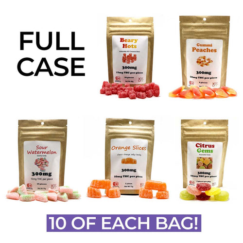 300MG Multi Pack Case