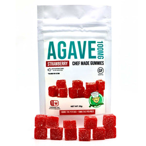 Agave 100MG Strawberry by Chef Joey (30 Pack)