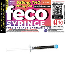 Load image into Gallery viewer, Full Extract Cannabis Oil (FECO) - 1g Syringe - SELECT YOUR CULTIVAR