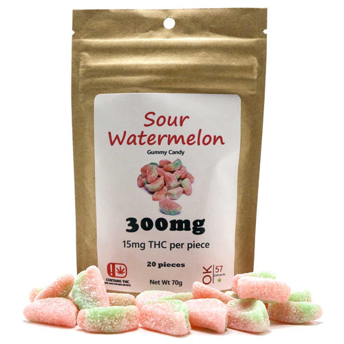 Sour Watermelon 300MG