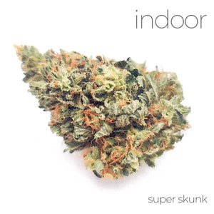 Indoor Flower - Super Skunk- 20.34% THC