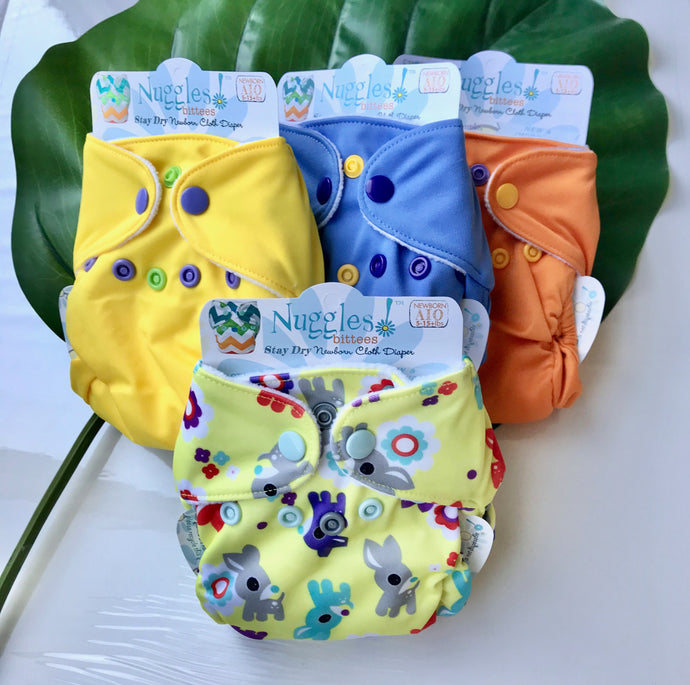 Earth Day Cloth Diaper Giveaway