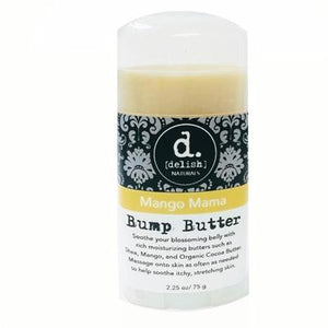 Mango Mama Bump Butter, Delish Naturals - Nuggles Designs Canada