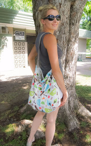 Outdoorable Trendy Tote, Nuggles!™ Designs Canada - Nuggles Designs Canada