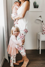Blush Collection Baby/Youth Eco Leggings, ROCOCOBUM™ - Nuggles Designs Canada