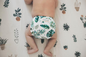 Bittees Stay-dry Newborn AIO Diaper