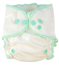 BambooLUXE Fitted 2.0, Nuggles! Naturals™ - Nuggles Designs Canada