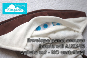 Simplee. by Nuggles!™ Stay-dry Bamboo AI2 (OS)