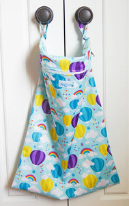 SECOND QUALITY - Nuggles!™ Hanging Wetbag, Nuggles!™ - Nuggles Designs Canada