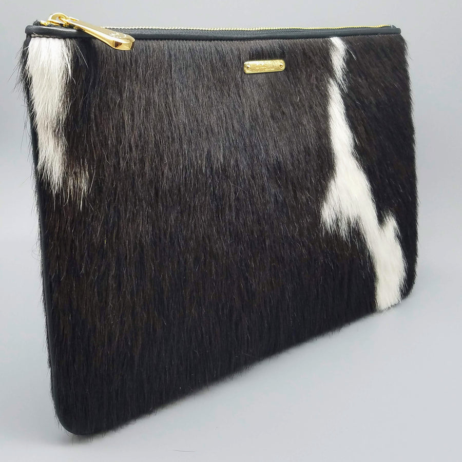 HAIRCALF CLUTCH
