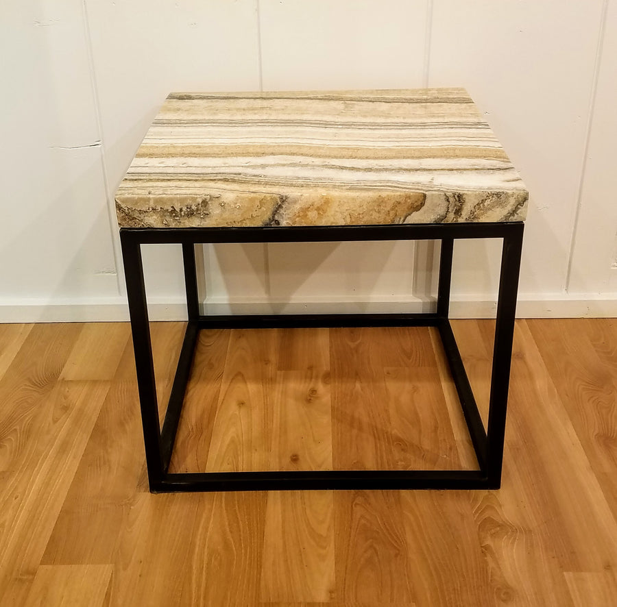 ONYX SQUARE COFFEE TABLE