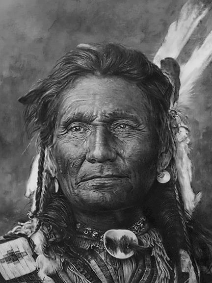 CHIEF BEAR GHOST