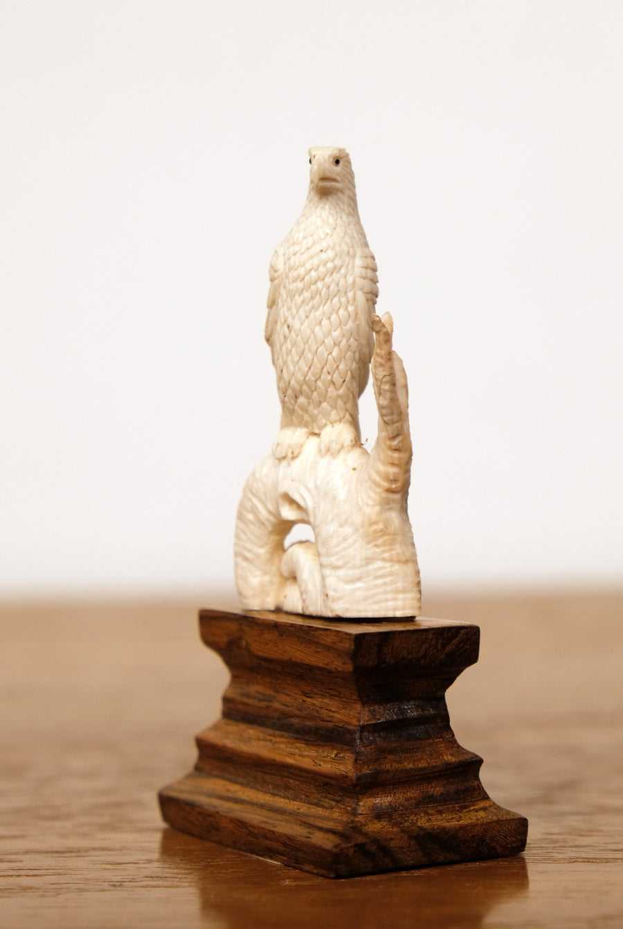 BONE CARVED EAGLE