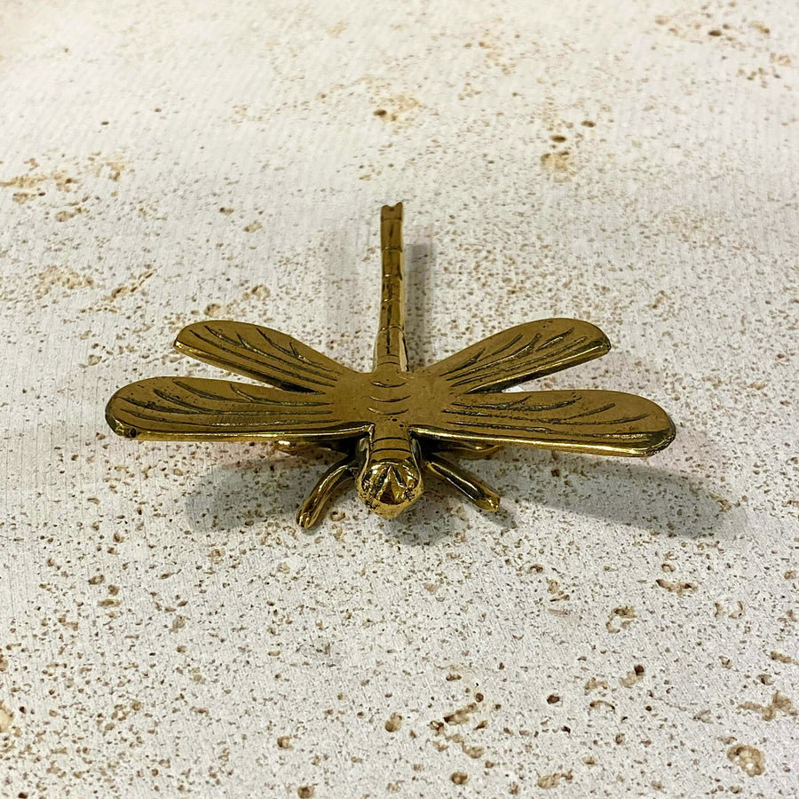 GOLD DRAGON FLY
