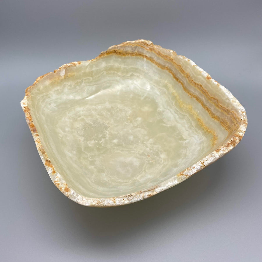 DEEP NATURAL ONYX BOWL