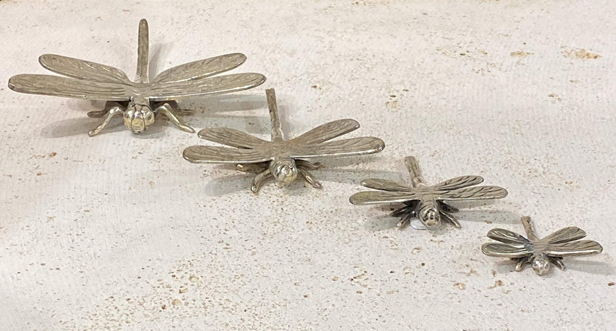 SILVER DRAGONFLY