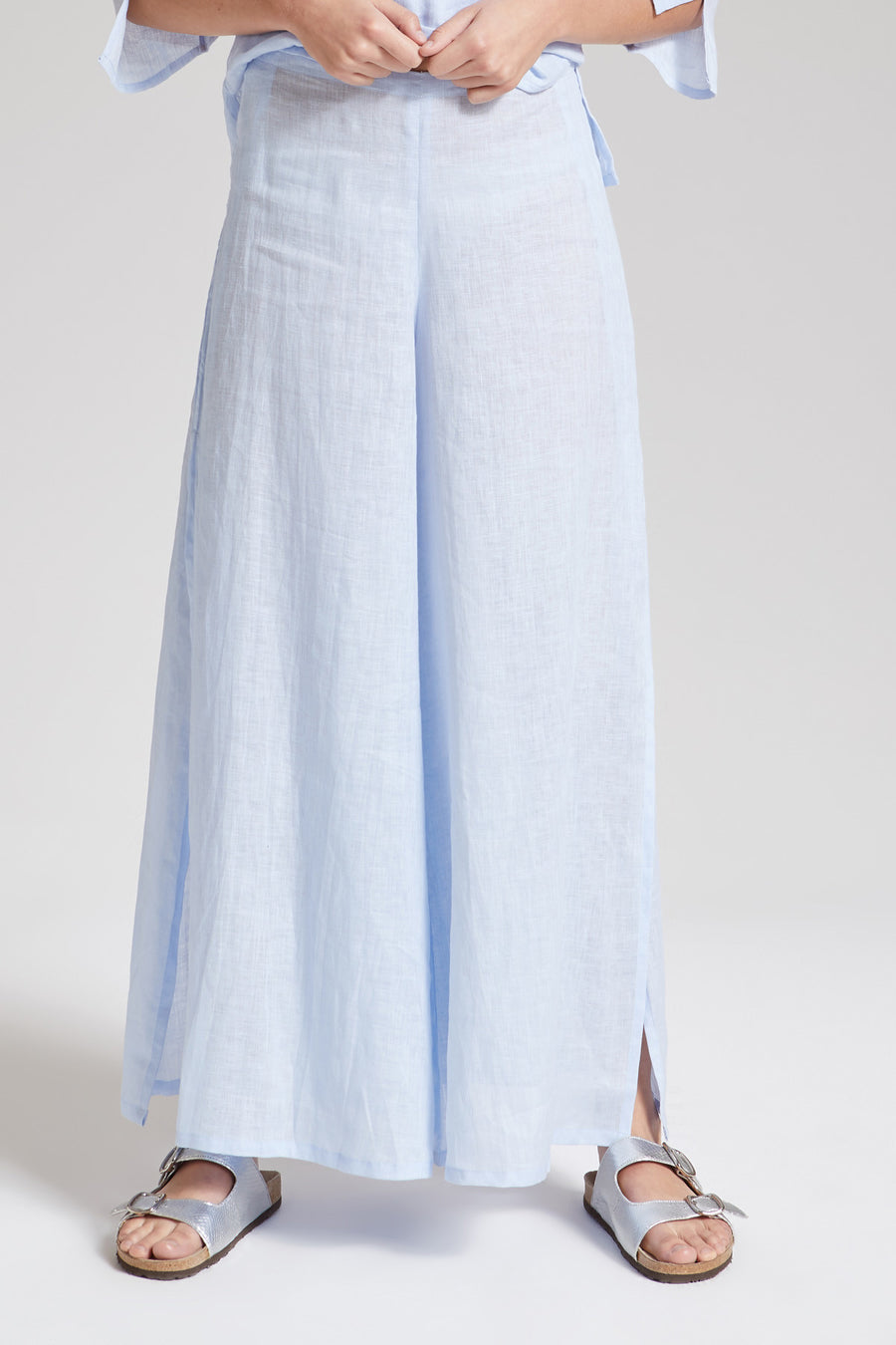 HARMONY EMBROIDERY TROUSERS