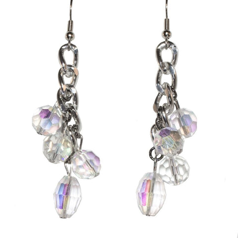 Beaded Earrings - TRacy by Tracy Belben