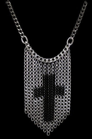 Iconic Cross Necklace - TRacy by Tracy Belben