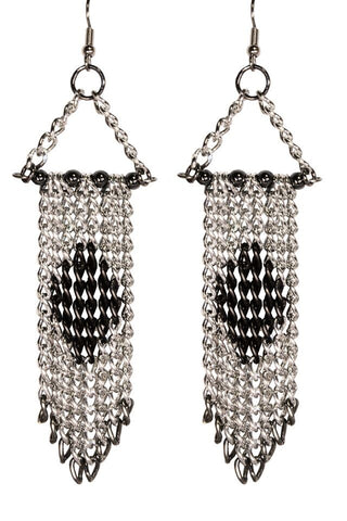 Iconic Diamond Earrings - TRacy by Tracy Belben