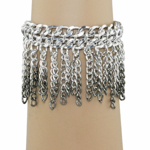 Sophisticated Fringe Bracelet - TRacy by Tracy Belben