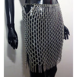 Iconic Cross Pencil Skirt - TRacy by Tracy Belben