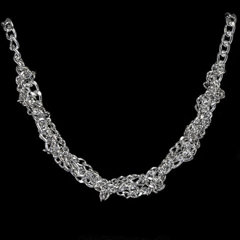 Sophisticated Twist Necklace - TRacy by Tracy Belben