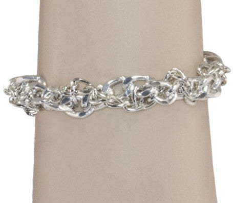 Sophisticated Twist Bracelet - TRacy by Tracy Belben