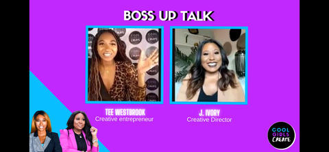 How to Market Your Creative Business on a Budget with Tee Westbrook and J. Ivory