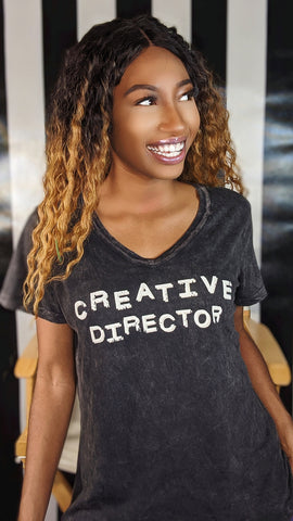 Creative Director Flowy T-Shirt