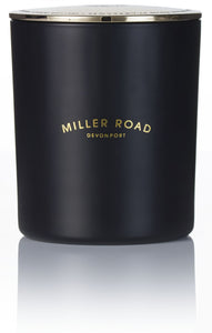 Miller Road Luxury Candle Black