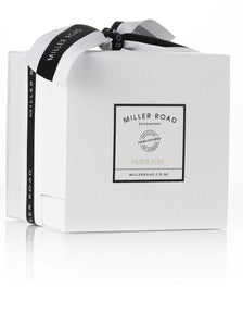 Miller Road Luxury Candles White