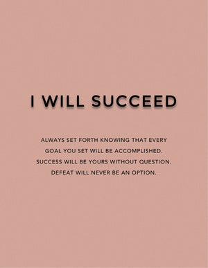 I Will Succeed - Nude Matte Liquid Lipstick - LURE Boutique