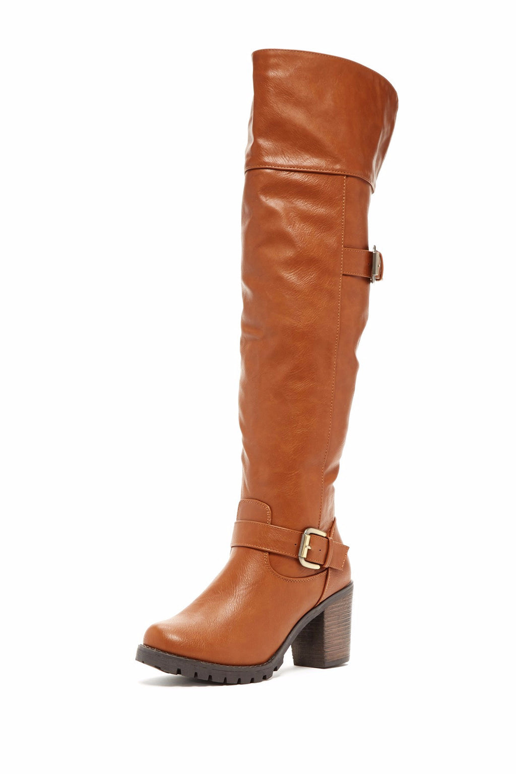 Elegant Tres Shaft Over the Knee Boot - LURE Boutique