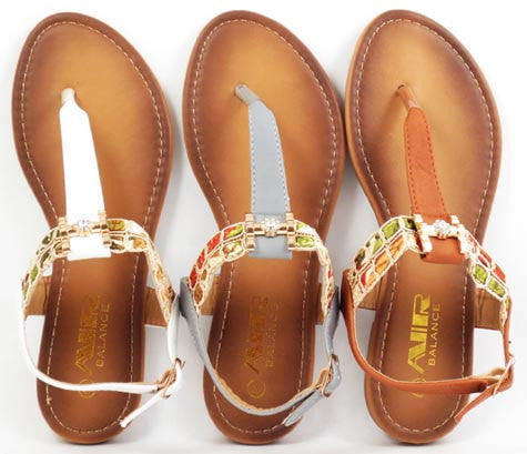 Allana Sandals - LURE Boutique