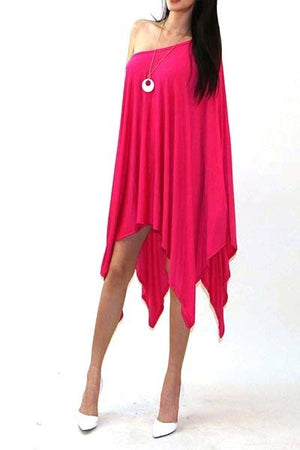 Poncho Tops/Dress - LURE CHAUSSURES SHOETIQUE - 10