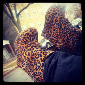Leopard Bootie - LURE Boutique