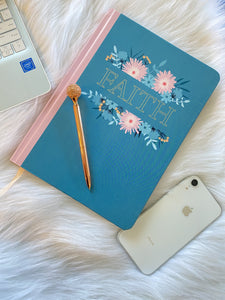 Have Faith Dateless Journal - LURE Boutique
