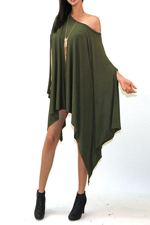 Poncho Tops/Dress - LURE Boutique
