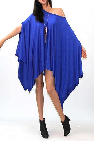 Poncho Tops/Dress - LURE CHAUSSURES SHOETIQUE - 3