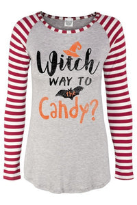 Witch Way To The Candy? - LURE Boutique
