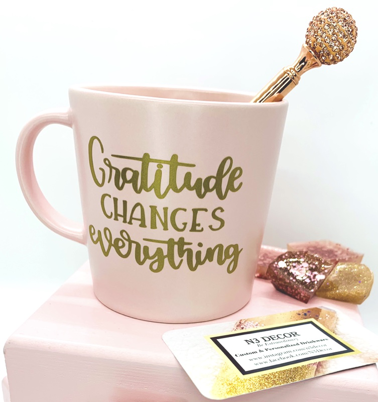 Gratitude Changes - LURE Boutique
