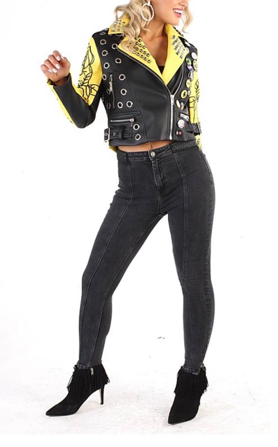Boss Lady Leather - LURE Boutique