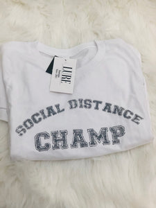 Social Distancing Champ - LURE Boutique